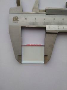 Image 2 - DLP projector lamp housing window, glass, UV/IR lens 25x20x3mm for Acer h6510bd projector