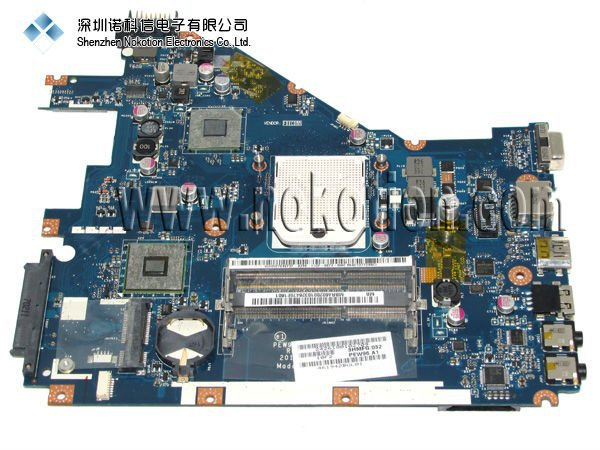 NOKOTION MB.R4602.001 For Acer aspire 5552 LAPTOP MOTHERBOARD PEW96  MBR4602001 LA-6552P free cpu nokotion nbm1011002 48 4th03 021 laptop motherboard for acer aspire s3 s3 391 intel i5 2467m cpu ddr3