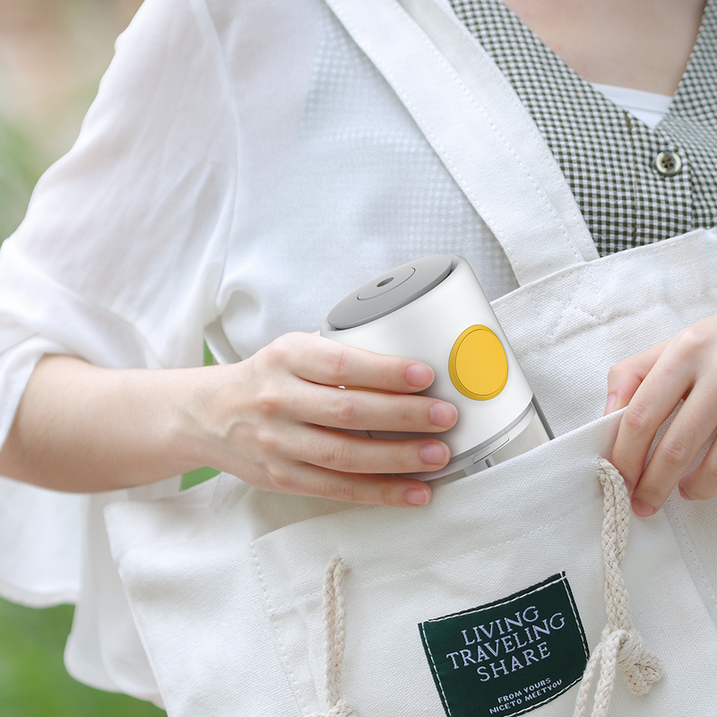 New Xiaomi Deerma Mini USB Ultrasonic Mist Aroma Essential Oil Diffuser Aromatherapy Car Air Purifier for Office