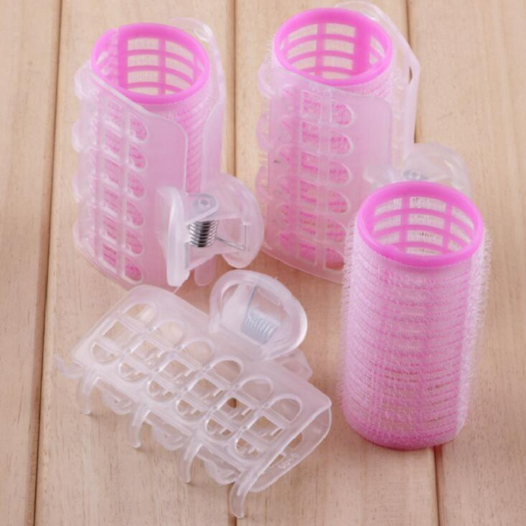 2.5/3cm hair curler Roll roller Soft Sponge Twist Hair Care Styling stick Roller DIY tools harmless safe plastic women lady wh