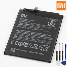 Xiao Mi Original BN35 Battery For Xiaomi Red mi 5 5.7 Redrice 5 BN35 Genuine Replacement Phone Battery 3300mAh With Free Tools original xiaomi bn35 replacement battery for xiaomi mi redmi 5 5 7 redrice5 authentic phone batteries 3300mah
