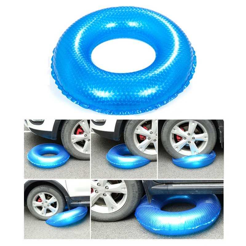 ทนทาน Thicken แหวนว่ายน้ำผู้ใหญ่เด็กฤดูร้อนสระว่ายน้ำกลางแจ้ง Inflatable วงกลมแหวนว่ายน้ำลอย Raft Float