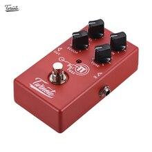 Pedal de efectos para guitarra eléctrica, Mini efecto Overdrive/distorsión/Classic/Fuzz/AMP Boogie Dist/BBD Delay accesorios para guitarra