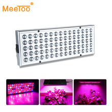 High Power Grow Lamp 25W Panel Full Spectrum LED Grow Light Lamps For Indoor Plants Flowers Seedings Grow Tent Garden Hydroponic(China)