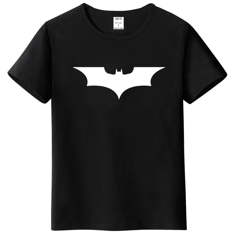casual short sleeve   t  -  shirts   for men batman print tees male crewneck summer   t     shirt   mens tops cool men clothes 2018