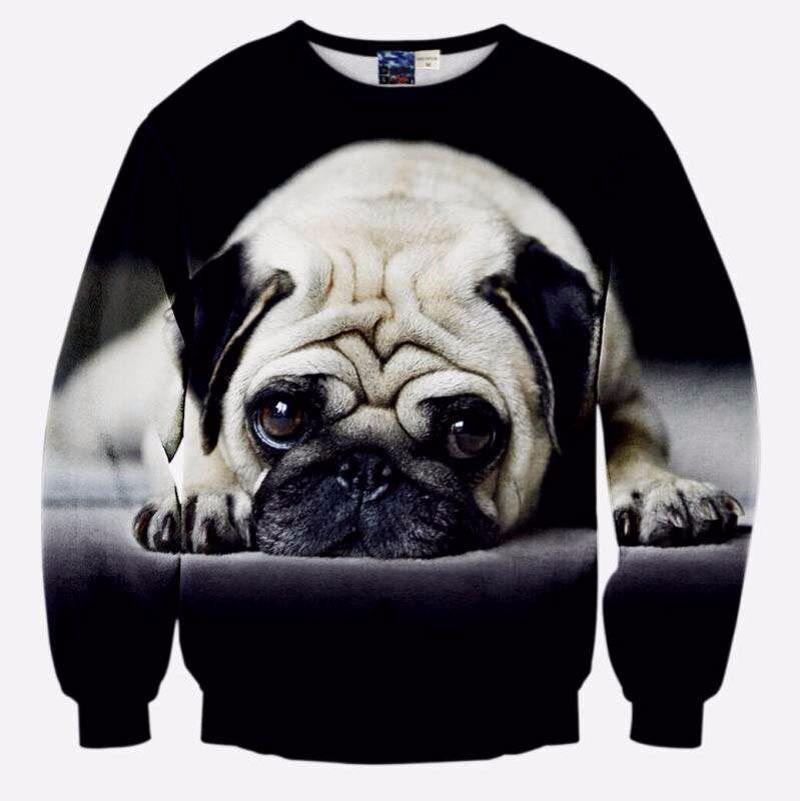 Crazy & Funny Cat Hoodie Sweatshirt