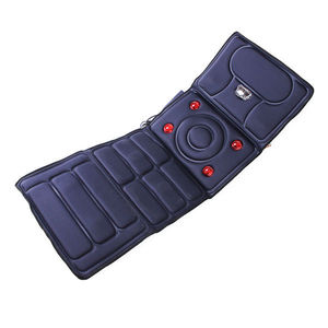 Image 2 - 8 in1 mode Collapsible Full body Massage Mattress Automatic heating Multifunction Far Infrared vibration Massager Cushion