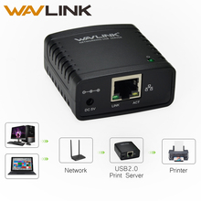 USB 2.0 LRP Print Server Share a LAN Ethernet Netw