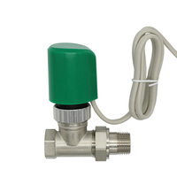 230V Normally Open Normally Close Electric Thermal Actuator For Flooring Heating Valve Radiator Thermostatic Valve DN15