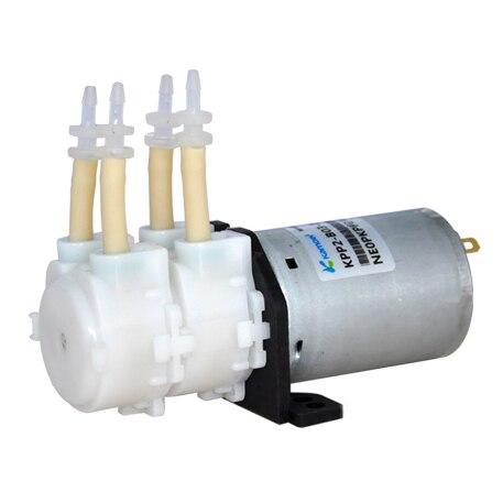 12 24V BPT Miniature Pump DC Motor Small Pump Household Electric Self priming Pump High Head