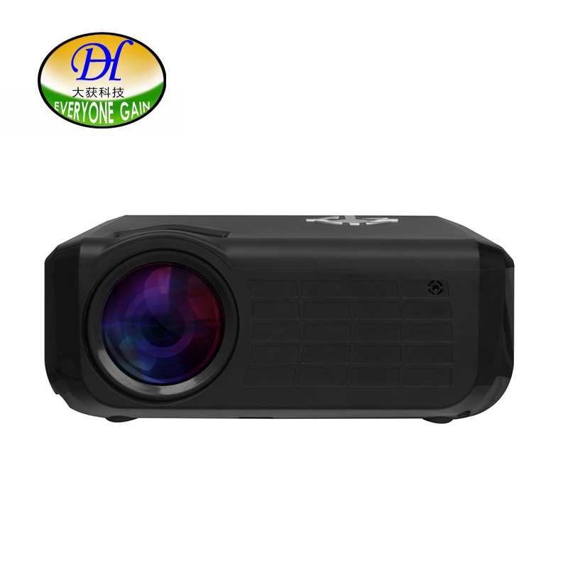 Everyone Gain 720P Smart 3D Projector Android 5 1 Wifi BT Projector with DLNA Miracast Airplay