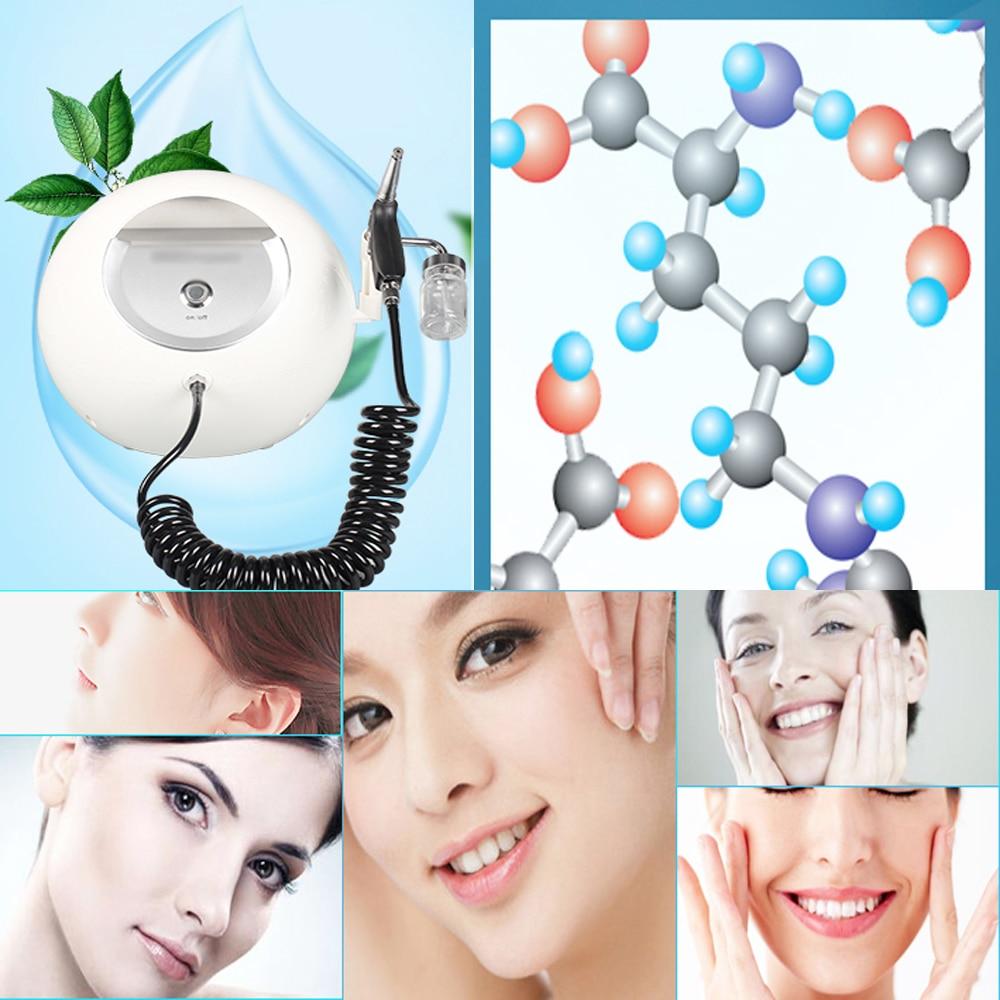 free shipping Skin rejuvenation oxygen spray moisturizing skin oxygen jet facial beauty machine portable oxygen facial machine for skin rejuvenation mini oxy skin oxygen jet