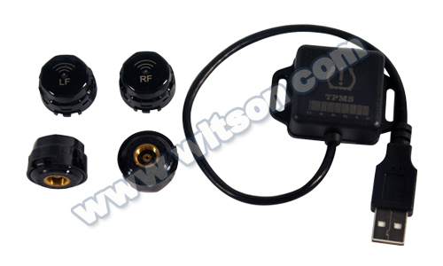 WITSON TPMS For W2-V5XXX DVD DVD Only  TPMS-001 Tire pressure monitoring system