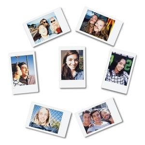 Image 3 - Fujifilm Instax Mini 8, película blanca, 30 hojas para Fuji Instant Photo cámara de papel Mini 7s 8 25 25i 50s 90 Neo 300 Share SP 1 SP 2