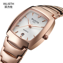 WLISTH New Fashion Lovers Watches Man Women Famous Luxury Br
