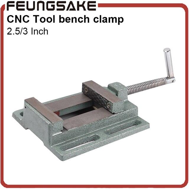 2 5 Inch Cnc Bench Screw Mini Pliers Small Feeding Screw Machine