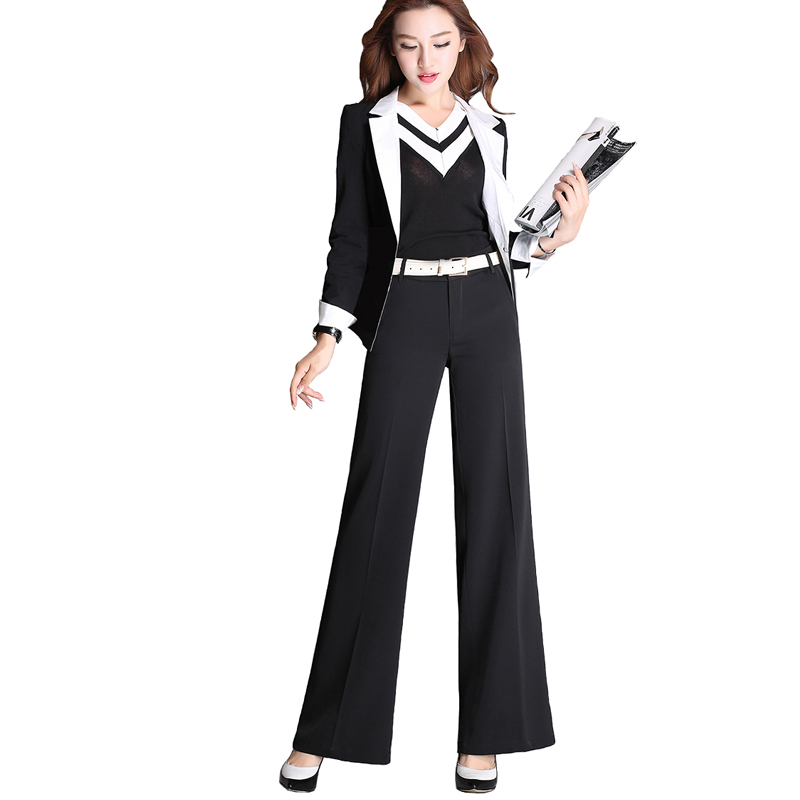 Aliexpress.com : Buy Plus Size S 3XL Formal Pants Women ...