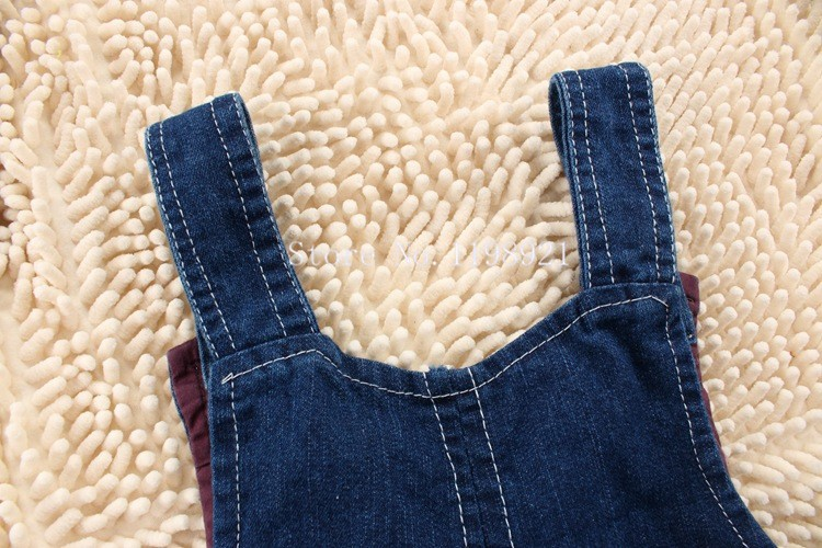 Kids Jeans Overall (8)