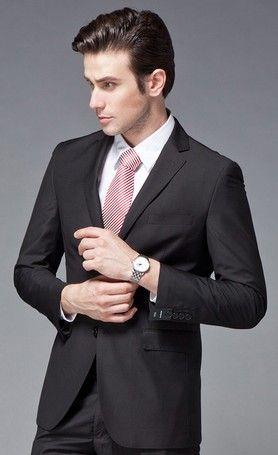 Geliaocong costume homme Men Business suit kingsman costume homme mariage mens 2 piece suits wedding groom mens suit Jacket+pant