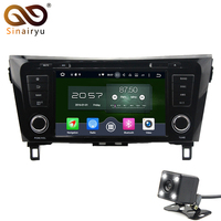 8 Android 6 0 OS Car DVD For Nissan Qashqai J11 2013 2017 X Trail 2013