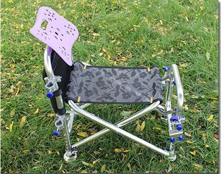 free shipping  hot sale  multifunctional folding fishing chair fishing  stool outdoor
