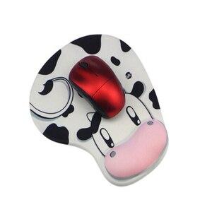 Image 1 - Wlfys マウスパッドコンピュータのラップトップノートブックマウスマットとハンドレストパッドゲーミングマウスパッド