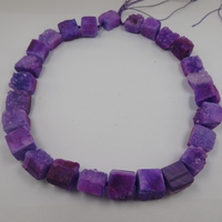 Raw Drilled 5colors Agate Druzy Drusy Quartz Crystal Beads Dyeing Necklace Gift Items Fashion Gem Stone