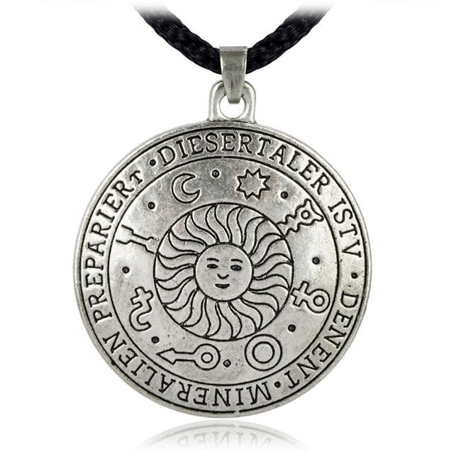 Ezei magical sun talisman for wealth health and happiness charm ezei magical sun talisman for wealth health and happiness charm amulet pendant necklace mozeypictures Choice Image