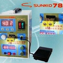Светодиодный импульса Батарея точечной сварки 788 H сварки микро-компьютер 18650 Батарея