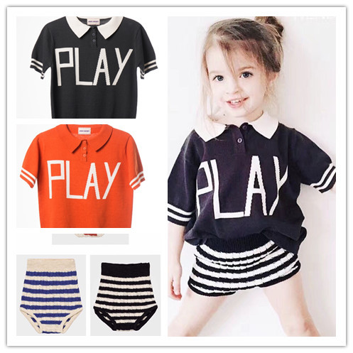 FAST SHIPPING 2017 SUMMER bobo choses t-shirts children clothing sets KIDS CLOTHES BABY BOY CLOTHES FAMILY WEARS GIRLS CLOTHES