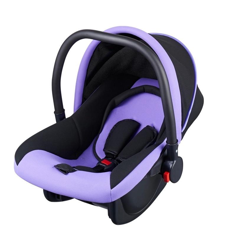 2017 Brand Newbore Cradle Bil Säkerhetssäten Justerbar Baby Car - Barnsäkerhet - Foto 3