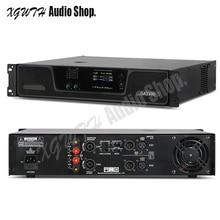 DJ Audio Amplifier New Line Array Speakers Power Amplifier With Professional LCD Screen Amplifiers 1100W 1100W