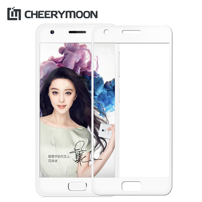 CHEERYMOON Pentru Lenovo ZUK Z2 Film protector de ecran 3D Anti-amprentă Protecție durabilă ZUK Z2 Tempered Glass AE Saver Ship