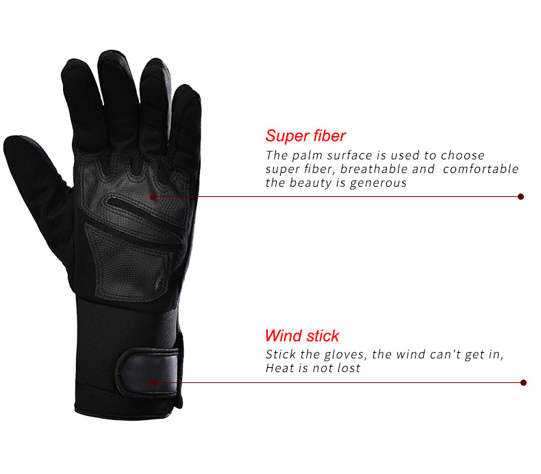 Motorcycle Hunting Skiing Gloves (5)