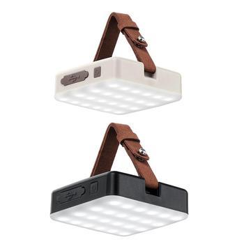 Éclairage portatif lumineux superbe de secours de lumière de camp de tente led allume les lumières portatives extérieures rechargeables de camping