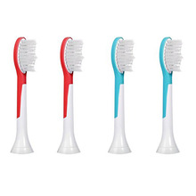 New 4pcs HX6044 Generic Sonic Replacement Tooth Brush Fits For Philips Sonicare Electric Toothbrush Heads Soft