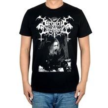 Летняя стильная футболка Finland Satanic warmaster Rock, брендовая футболка, хлопок, панк, фитнес, Hardrock, тяжелый черный металл, рубашки XXXL