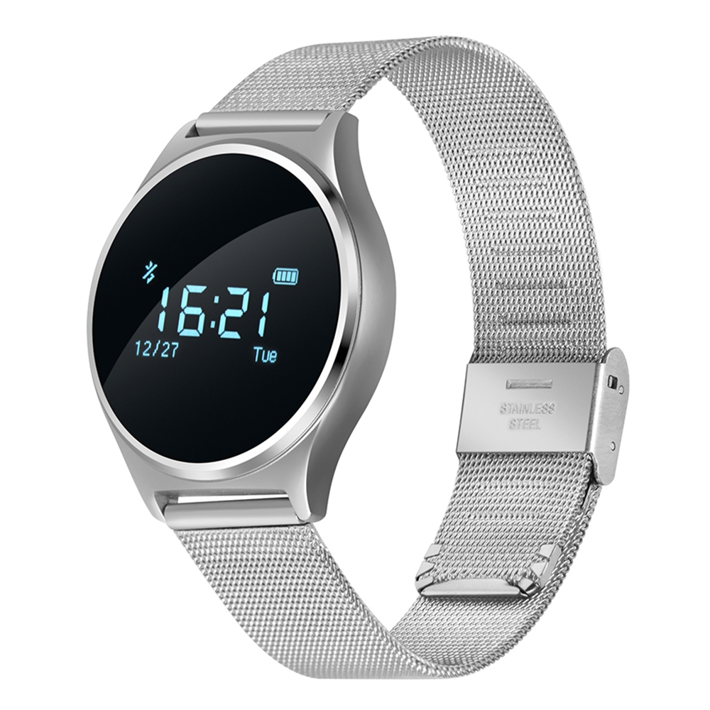 Bluetooth Smart Watch Waterproof Blood Pressure Heart Rate Monitor Sport Smart Wristband for Android IOS Relogio Masculino m7 smart watch 0 96oled touch screen blood pressure heart rate monitor activity tracker monitor diaco smart watch android ios