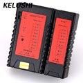 KELUSHI Бесплатная доставка! Тестер длины кабеля NF-468L многоцелевой цифровой кабельный трекер для проверки длины/поиска английской версии