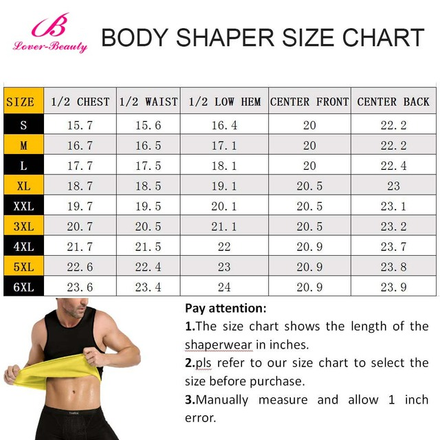 Lover Beauty Slimming Belt Belly Men Slimming Sweat Vest Body Shaper Neoprene Abdomen Fat Burning Shaperwear Waist Corset 5