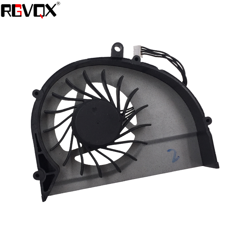 Купить с кэшбэком NEW Laptop Cooling Fan For HP Pavilion DV4-3000 Series PN: NFB80B05H CPU Cooler/Radiator