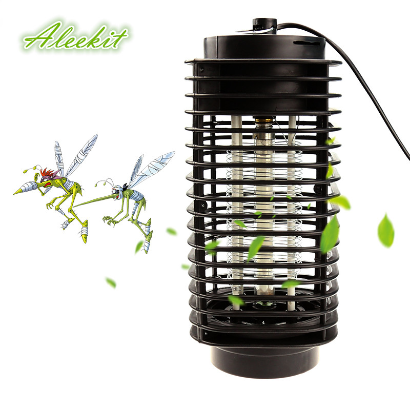 Mosquito Killer Lamps The Cheapest Price 2pcs Led Mosquito Killer Summer Electric Fly Bug Zapper Mosquito Insect Killer Led Light Trap Lamp Pest Control Safe Pest Killer