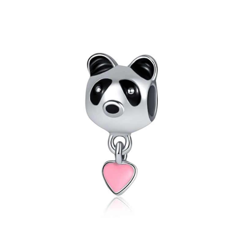 Contas caber pulseira em ouro rosa mary poppins prata 925 encantos jóias jóias joyas de plata bruxaria wicca sieraden