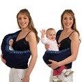 Высокое Качество Кенгуру для 0 ~ 6 месяцев ребенок Хлопок Фронт Носить Одно Плечо Поставки Рюкзак Ребенка Wrap Мешок перевозчик