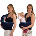 High Quality Baby Carrier for 0~6months baby Cotton Front Carry One Shoulder Supplies Baby Backpack  Wrap Bag Carrier