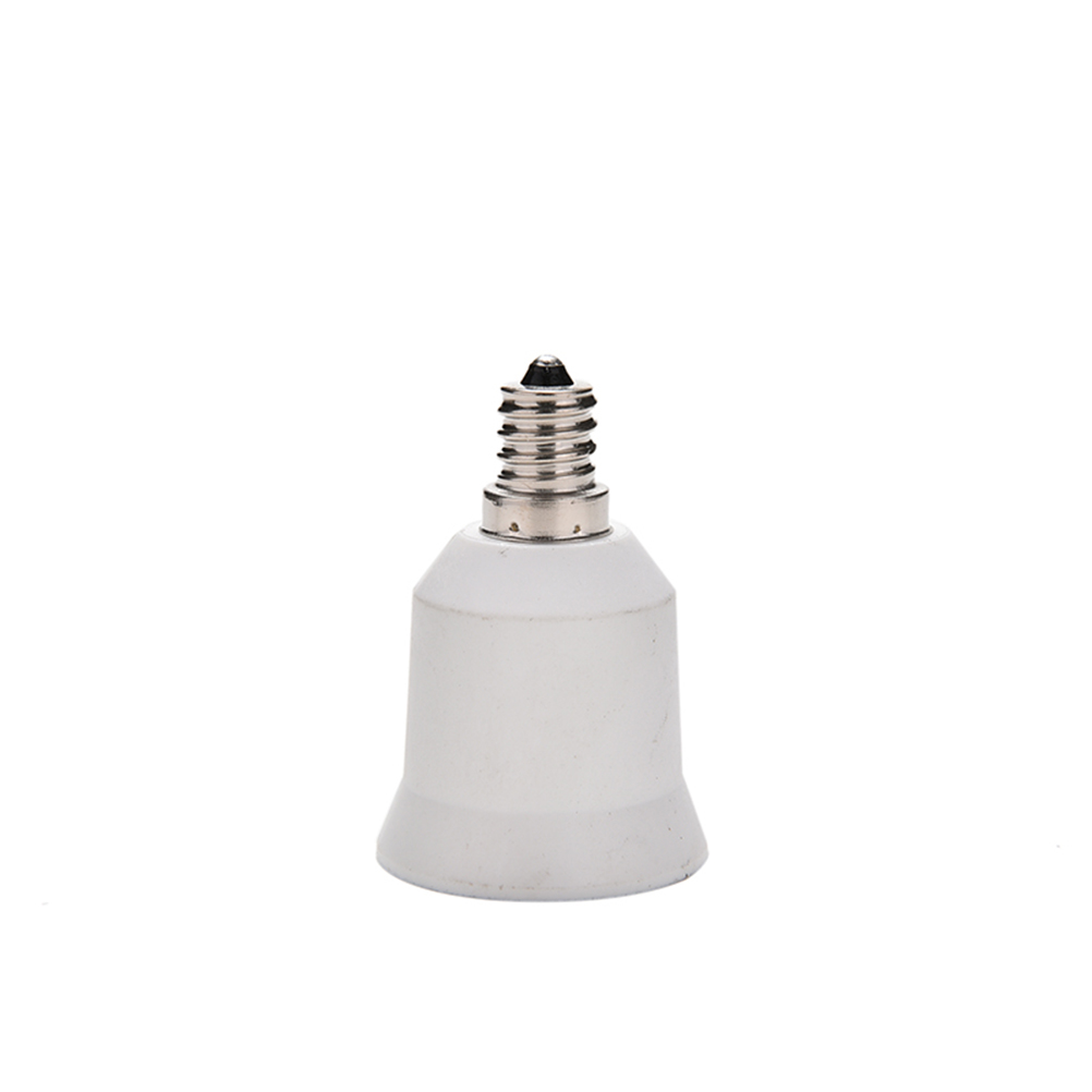 GU10/ E11/ E12 to E27 LED Light Bulb Adapter <font><b>Lamp</b></font> Holder Converter <font><b>Socket</b></font> Light Bulb <font><b>Lamp</b></font> Holder Adapter Plug MR16 E17 <font><b>E14</b></font> image