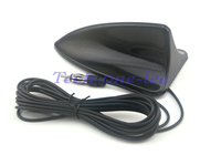 Shark Fin Aerial With 3M Adhesive Car Antenna Radio FM Signal Amp Vehicle Amplifier Universal Auto