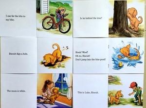 Image 5 - 24 ספרים/סט ביסקוויט סדרת פונטיקה אנגלית ספרי תמונות אני יכול לקרוא ילדי ספר סיפור מוקדם Educaction כיס קריאה ספר