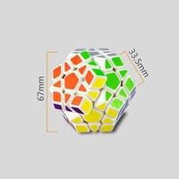 BD, magic cube, grappige Fidget Cube, Hand Spin Anti-stress Speelgoed, kinderen Speelgoed Educatief, puzzel Speed Uitdaging Geschenken