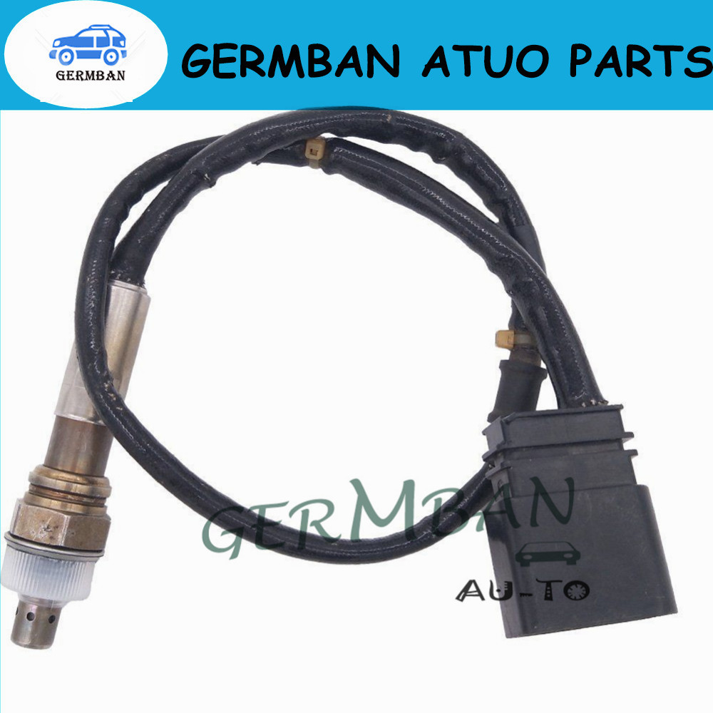 new manufacture new nox sensor part no fits for vw polo 1. Black Bedroom Furniture Sets. Home Design Ideas